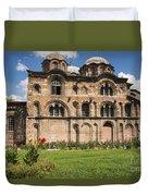 Pammakaristos Church Duvet Cover