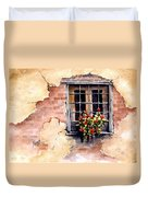 Pampa Window Duvet Cover