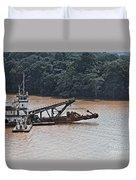 Panama052 Duvet Cover