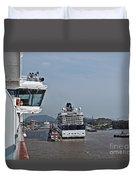 Panama090 Duvet Cover
