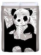 panda XXX Duvet Cover