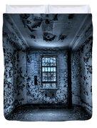 Panic Room Duvet Cover