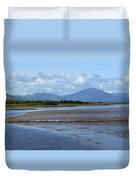 Panoramic View Blennerville Duvet Cover