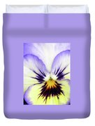 Pansy 01 - Thoughts Of You Duvet Cover