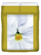 Pansy 03 - Thoughts Of You Duvet Cover
