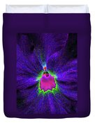 Pansy 05 - Photopower - Thoughts Of You Duvet Cover