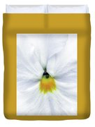 Pansy 05 - Thoughts Of You Duvet Cover