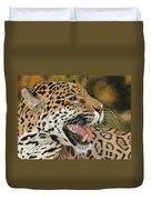 Panthera Duvet Cover