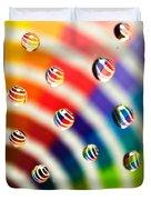 Pantone Bubbles Duvet Cover