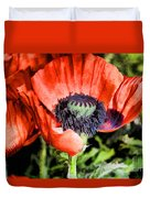 Papaver Duvet Cover
