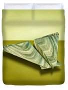 Paper Airplanes Of Wood 19 Duvet Cover