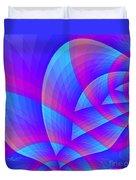 Parabolic Duvet Cover