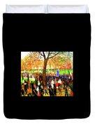 Parade Duvet Cover