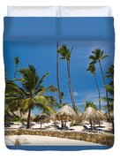 Paradise Beach Duvet Cover