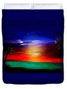 Paradise II Duvet Cover
