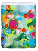 Paradise Outer Limits Duvet Cover