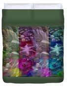 Paradise Popart Duvet Cover
