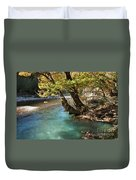 Paradise River Duvet Cover