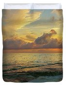 Paradise Sunset Duvet Cover