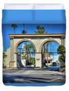 Paramount Pictures Melrose Gate Duvet Cover