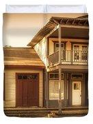 Paramount Ranch Agoura Hotel - Panorama Duvet Cover