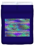 Parched - Abstract Art Duvet Cover