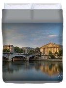 Paris Dawn Duvet Cover