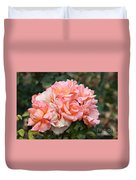 Paris Garden Roses Duvet Cover