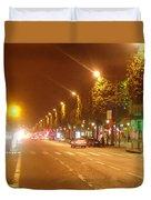 Paris Unedited Duvet Cover