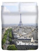Paris01 Duvet Cover