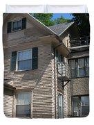 Park Avenue House Duvet Cover