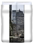 Park Avenue Met Life Nyc Duvet Cover by Juergen Held