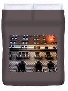 Park Avenue Sunglare Duvet Cover