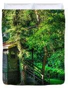 Park Chalet Duvet Cover