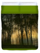In The Park . Duvet Cover