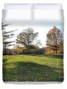Park Seen Duvet Cover