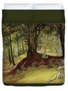 Parkhurst Woods Duvet Cover
