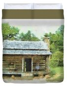 Parkway Cabin Duvet Cover