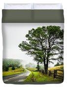 Parkway Mist Duvet Cover