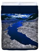 Parlament Blue Reservoir Duvet Cover