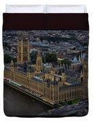 Parliament Duvet Cover