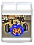 Parnelli At Indianapolis Duvet Cover
