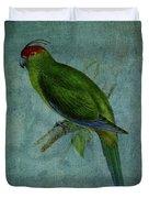 Parrot Fashion Duvet Cover