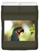 Parrot's Eye Duvet Cover