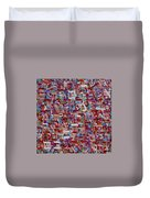Parshat Kedoshim Leviticus Chs 19 And 20 201827 Duvet Cover