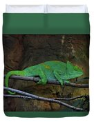 Parson's Chameleon Duvet Cover