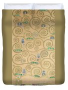 Part Of The Tree Of Life, Part 1 Duvet Cover