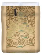 Part Of The Tree Of Life, Part 5 Duvet Cover