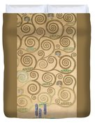 Part Of The Tree Of Life, Part 7 Duvet Cover