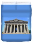 Parthenon Nashville 5 Duvet Cover